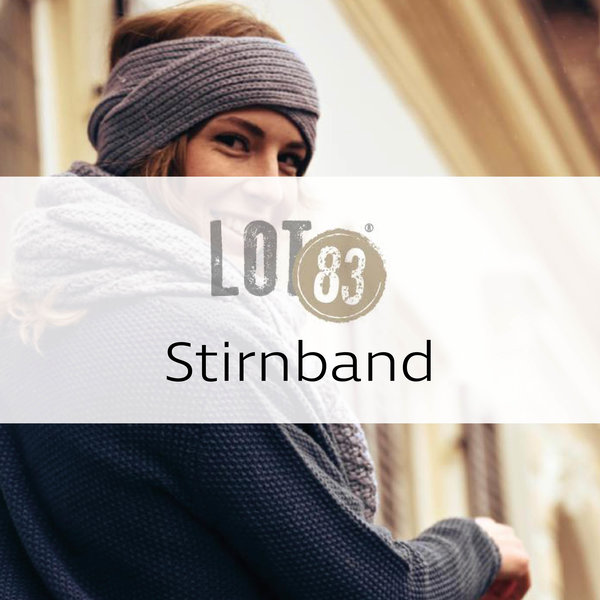 Stirnband von lot83 bei moamo - mode and more in Giessen