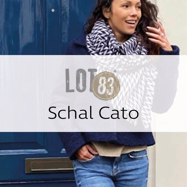 Schal Cato von lot83 bei moamo - mode and more in Giessen