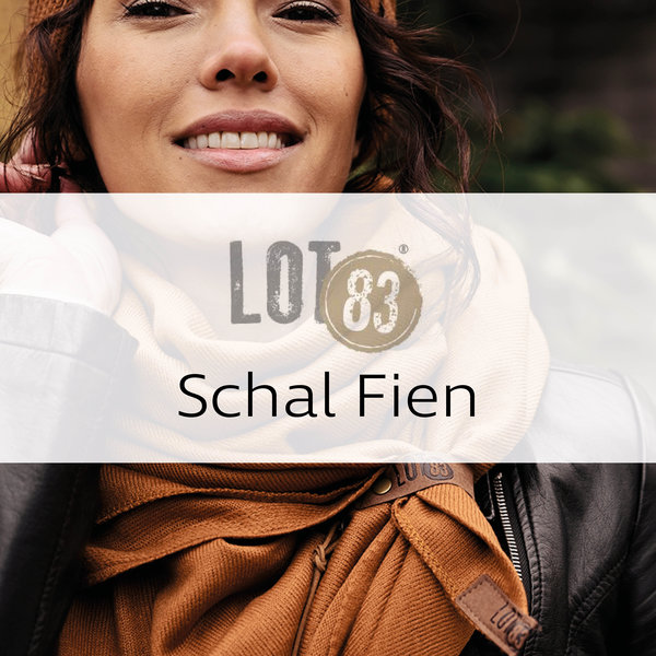 Schal Fien von lot83 bei moamo - mode and more in Giessen
