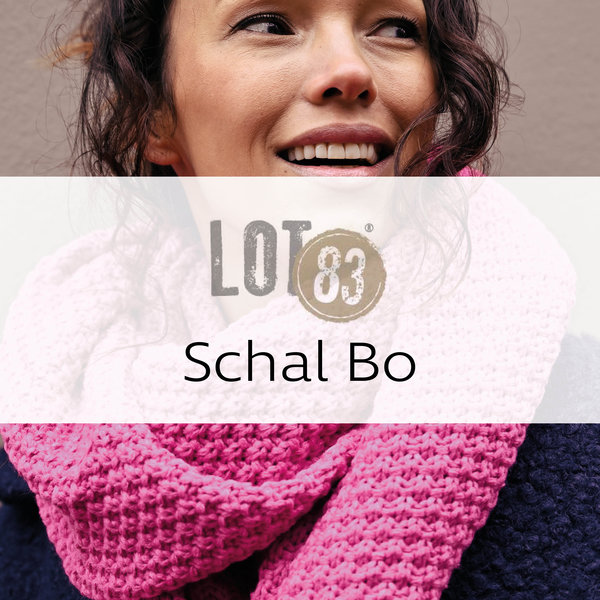 Schal Bo von lot83 bei moamo - mode and more in Giessen