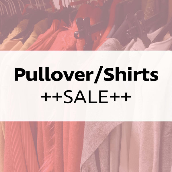 Pullover und Shirts im Sale bei moamo - mode and more in Giessen