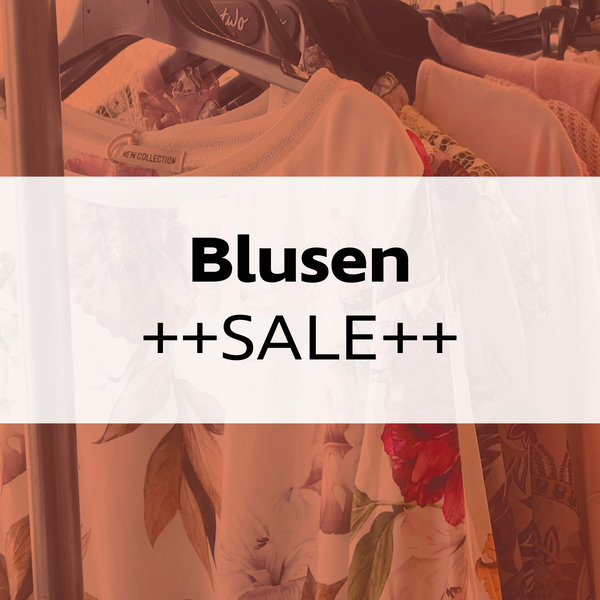 Blusen im Sale bei moamo - mode and more in Giessen