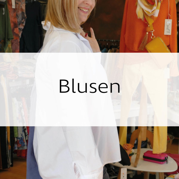 Blusen im moamo - mode and more in Giessen