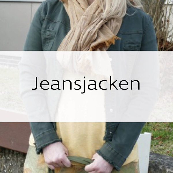 Jeansjacken bei moamo-mode and more in Giessen
